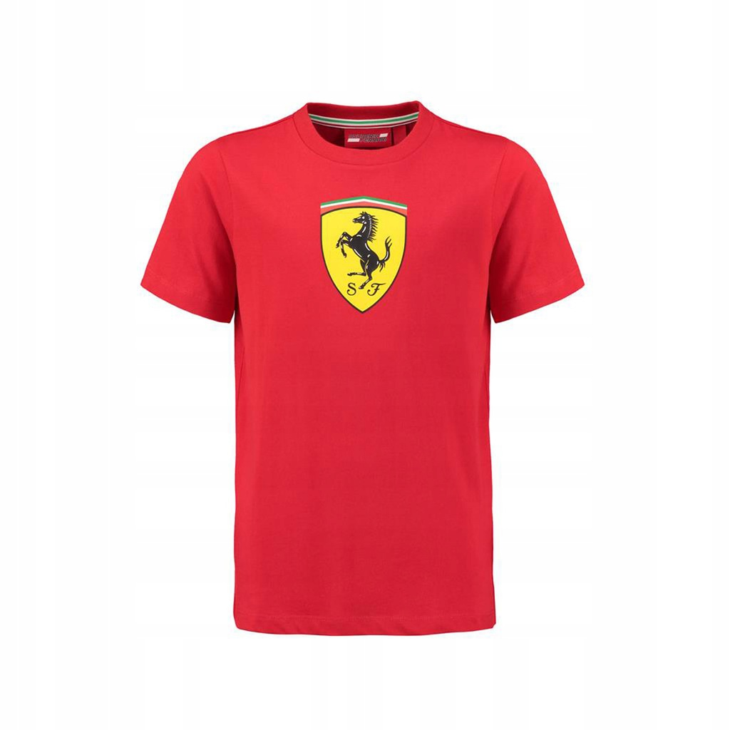 T-shirt Classic red Ferrari 104 cm (dzieci)!