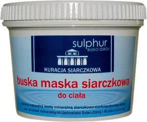Buska Maska Siarczkowa Plus Sulphur Busko 5936543718 Oficjalne Archiwum Allegro