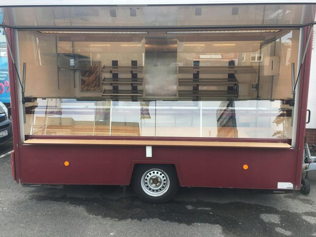 Seico piczywa Food truck gastronomiczna foodtruck