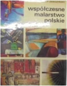 Współczesne malarstwo polskie - J. Zanoziński