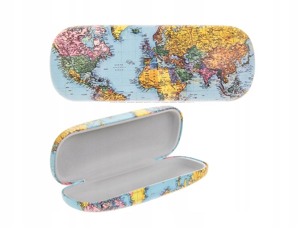 Etui na okulary - World Traveller