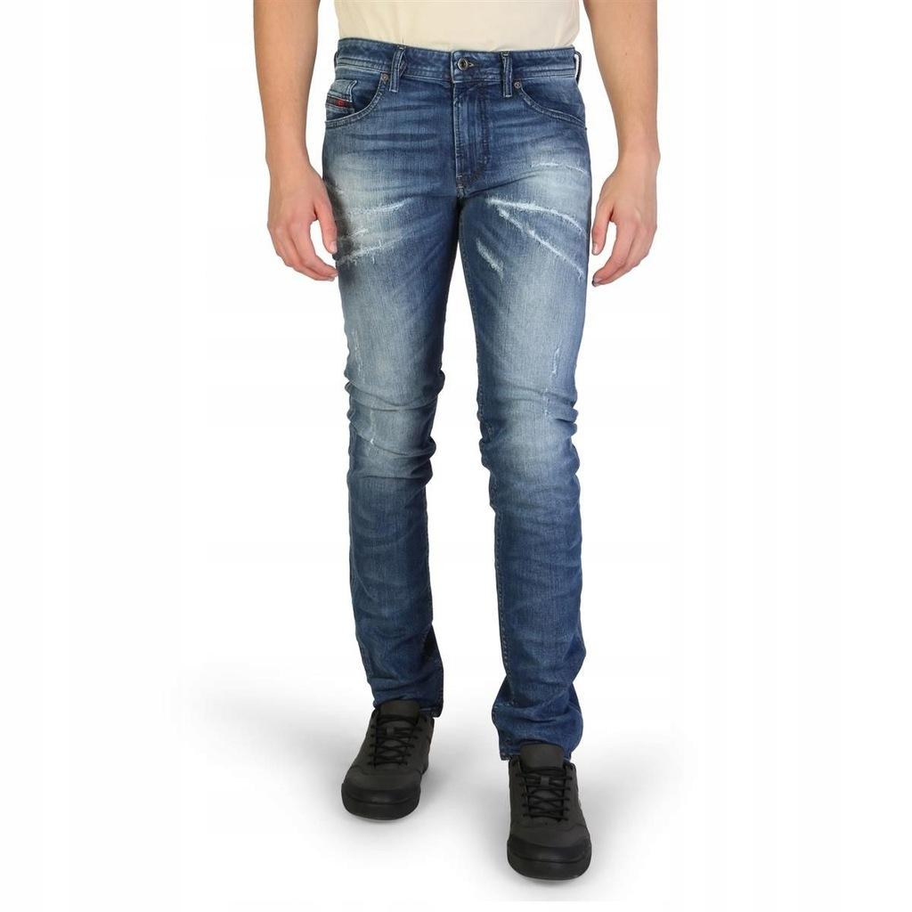 Diesel THOMMER_L34 męskie jeansy niebieski 38