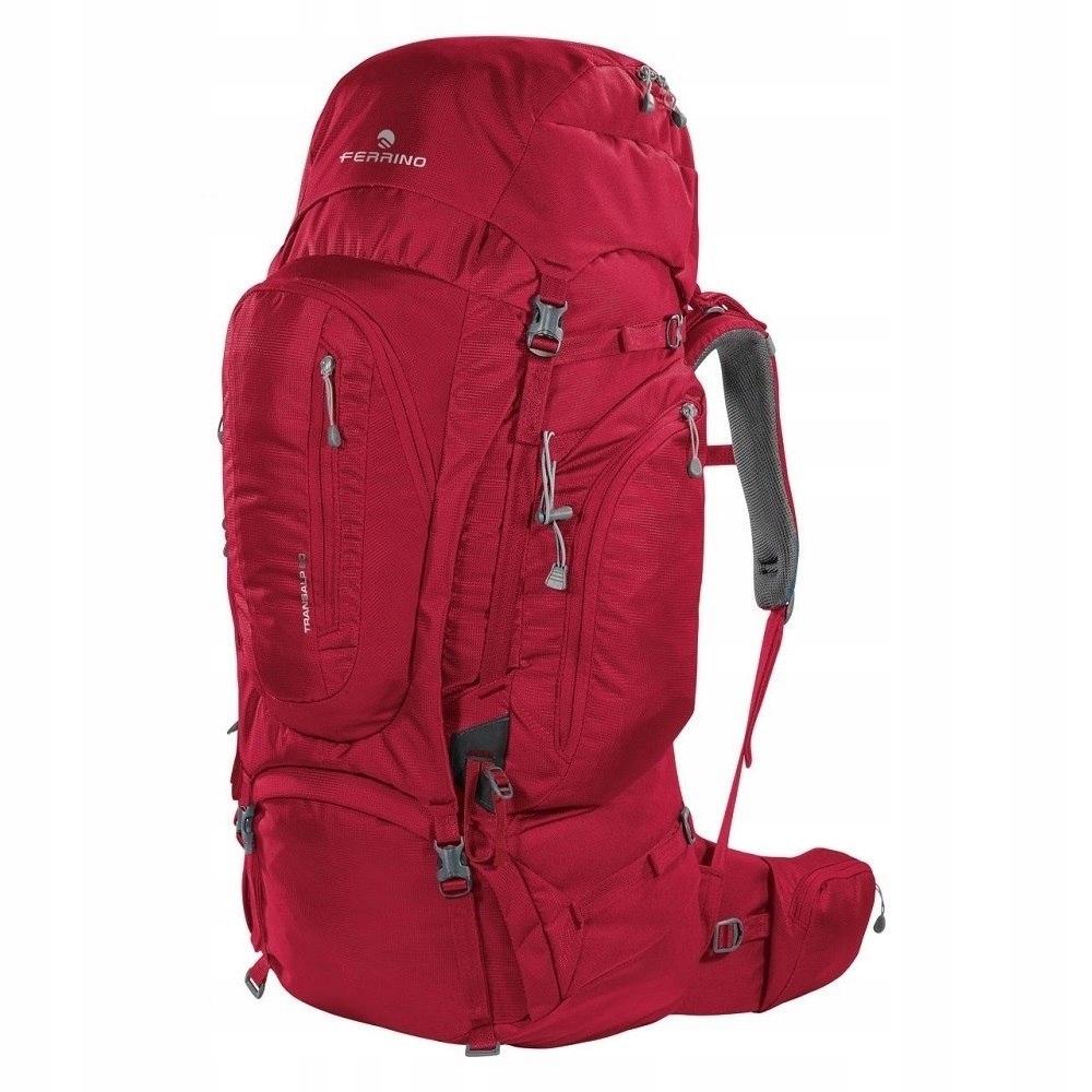 Plecak turystyczny FERRINO Transalp 60 - Kolor Cze