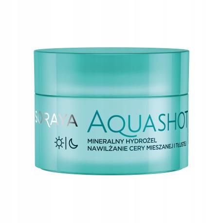 Aqua Shot mineralny hydrożel do cery mieszanej i t