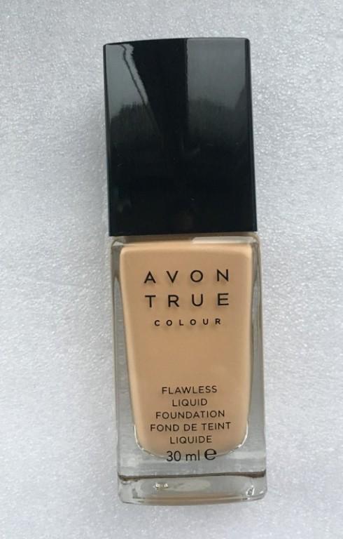 Avon podkład True Colour medium beige nowy
