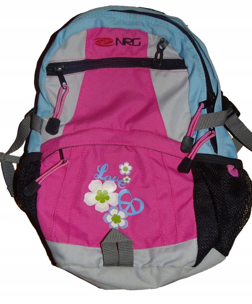 NRG - super plecak na wycieczkę, do szkoły ;-) bdb