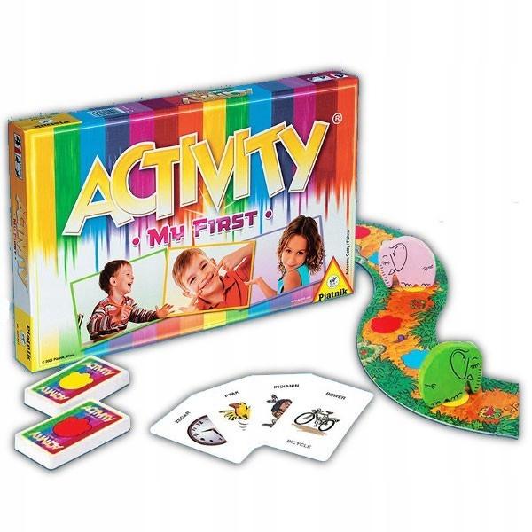 Gra My First Activity