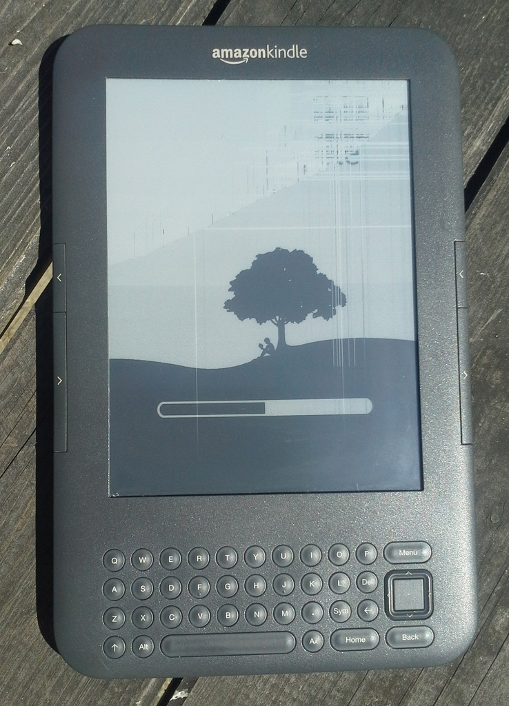 Amazon Kindle 3 Keyboard 3G