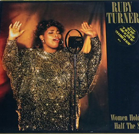 Ruby Turner - Women Hold Up Half The Sky (Lp)