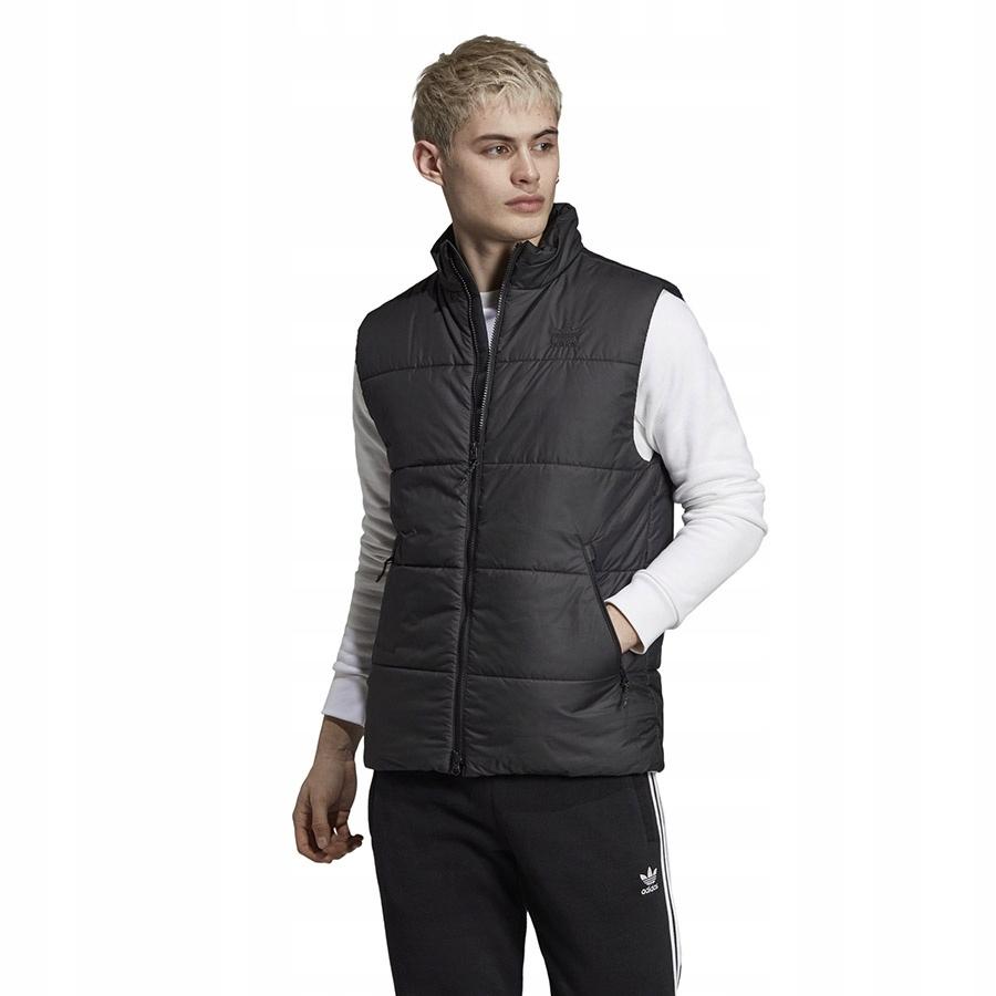Bezrękawnik adidas Originals Vest czarny rozmiar L