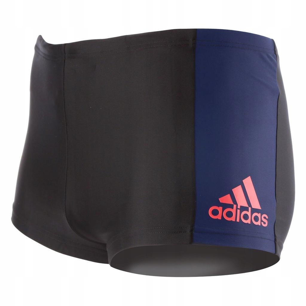 Kąpielówki męskie bokserki Adidas 8 DN0092 r.XL