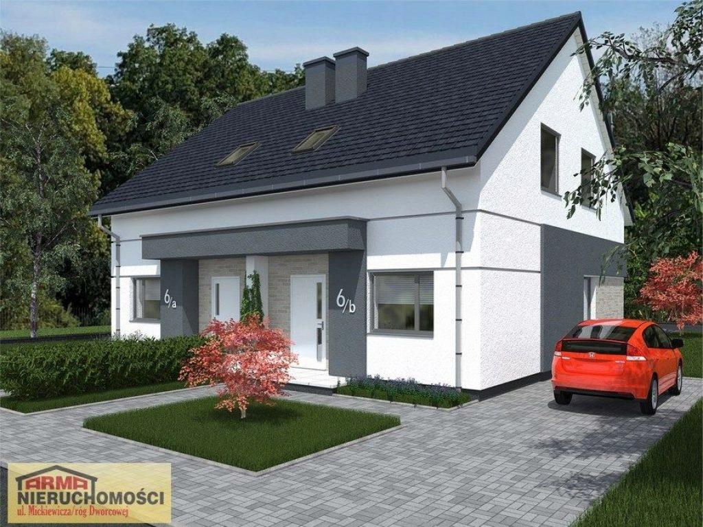 Dom, Grzędzice, Stargard (gm.), 110 m²