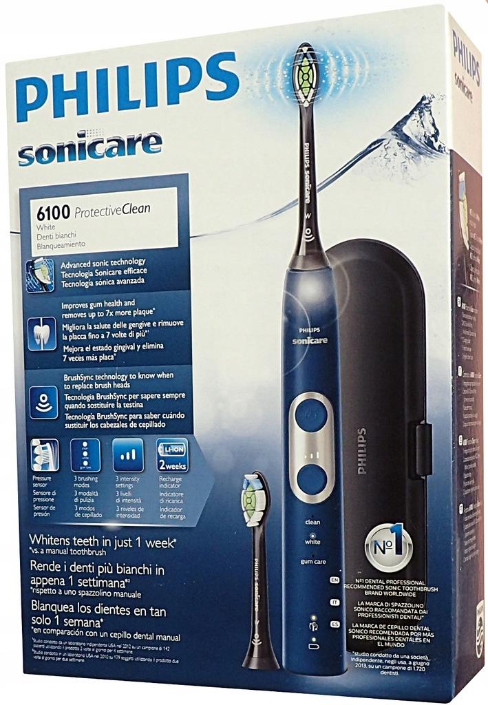 Philips HX6871/47 Sonicare 6100 - Szczoteczka