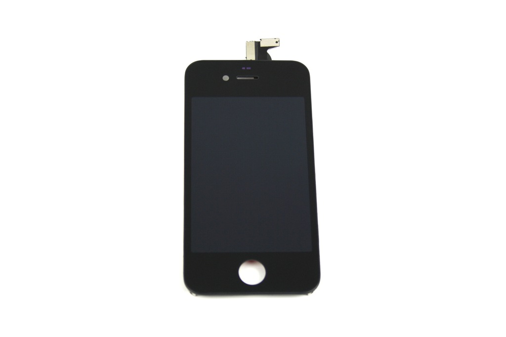 WYŚWIETLACZ CZARNY LCD + DIGITIZER IPHONE 4G 4
