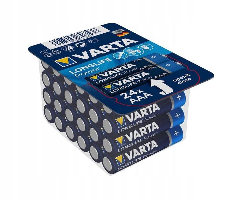 Bateria alkaliczna VARTA LR03 HIGH ENERGY Longlife