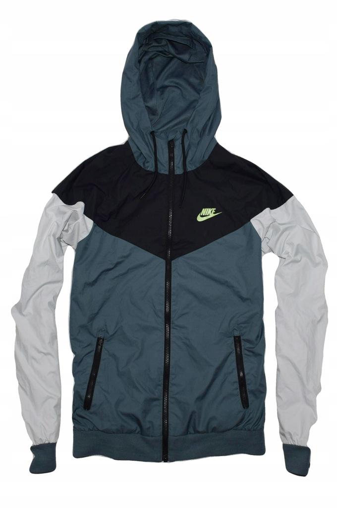 Nike AIR XS lekka kurtka softshell wiosna jesień