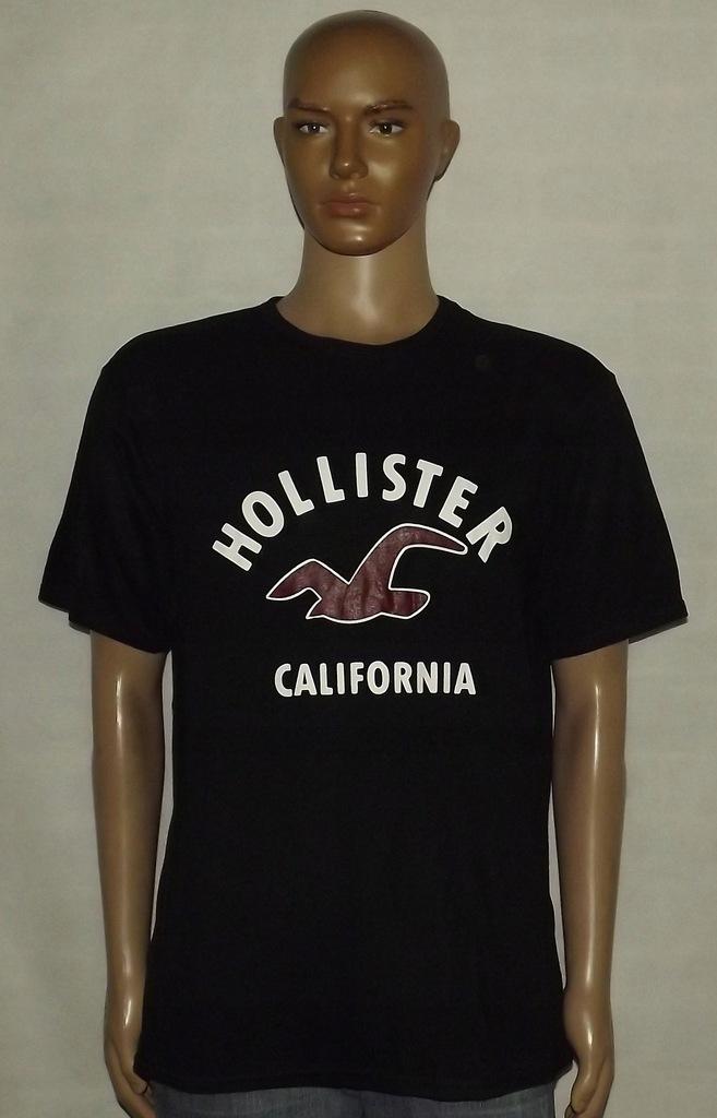 HOLLISTER__NOWY MĘSKI T-SHIRT roz.XL