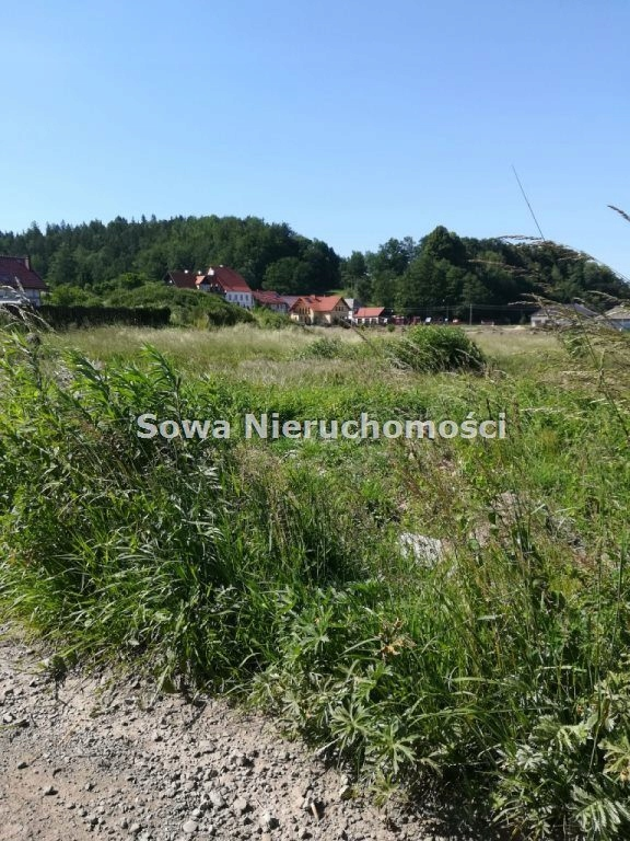 Działka, Jedlina-Zdrój, Wałbrzyski (pow.), 886 m²
