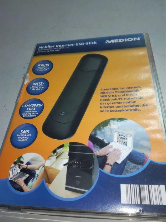 MODEM MEDION MOBILE S4012