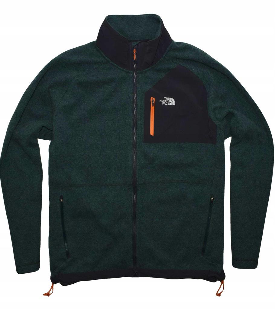 The North Face XXL sweter na zamek jak kurtka