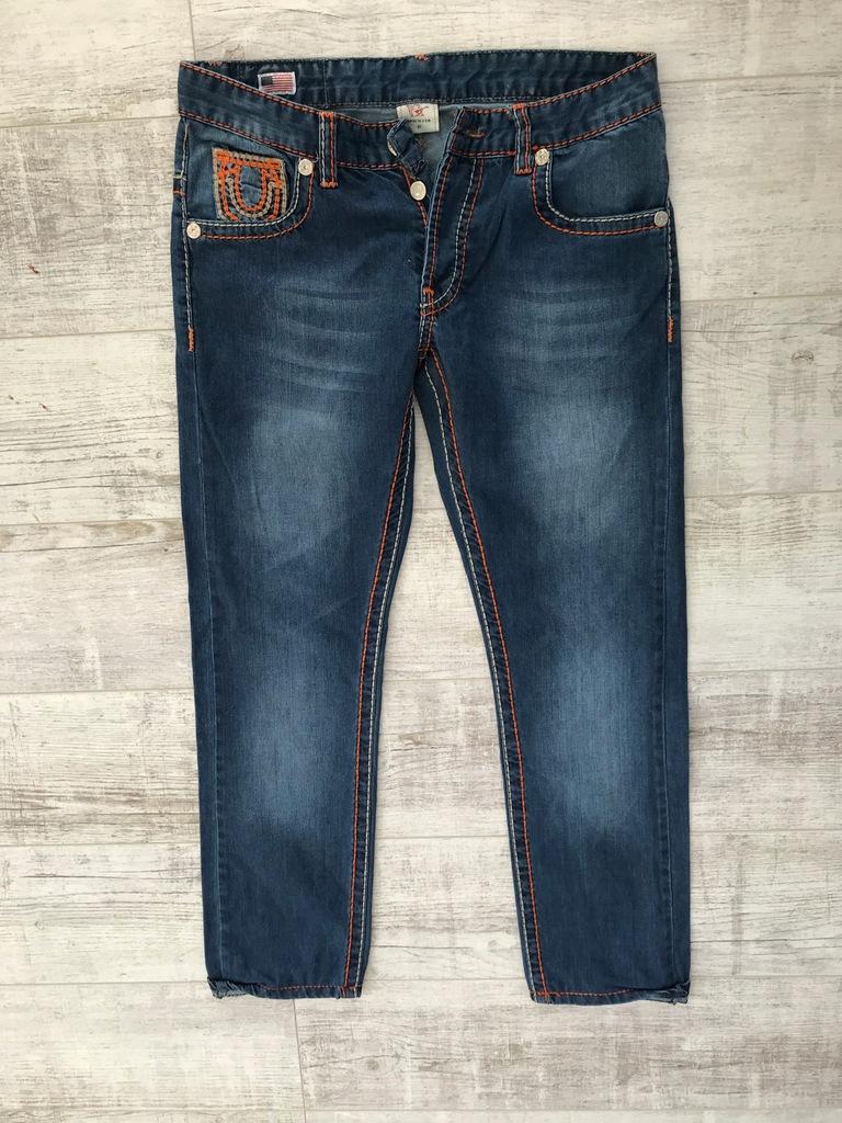 TRUE RELIGION męskie spodnie jeans W31L32
