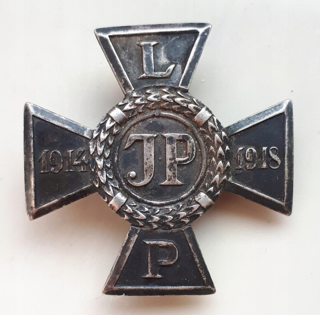 Krzyż pamiątkowy legionistów