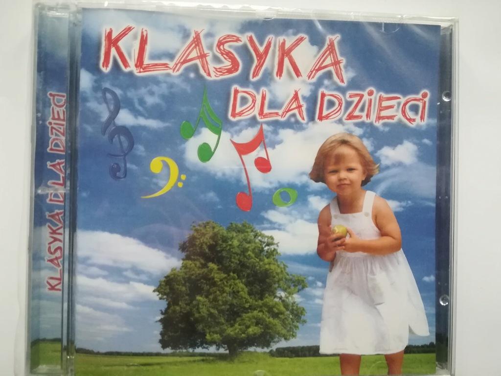 CD - KLASYKA DLA DZIECI - FOLIA