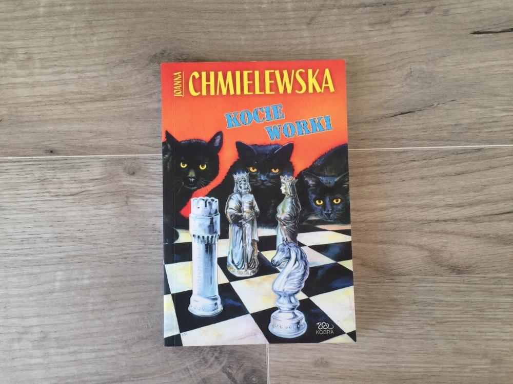 KOCIE WORKI Joanna Chmielewska