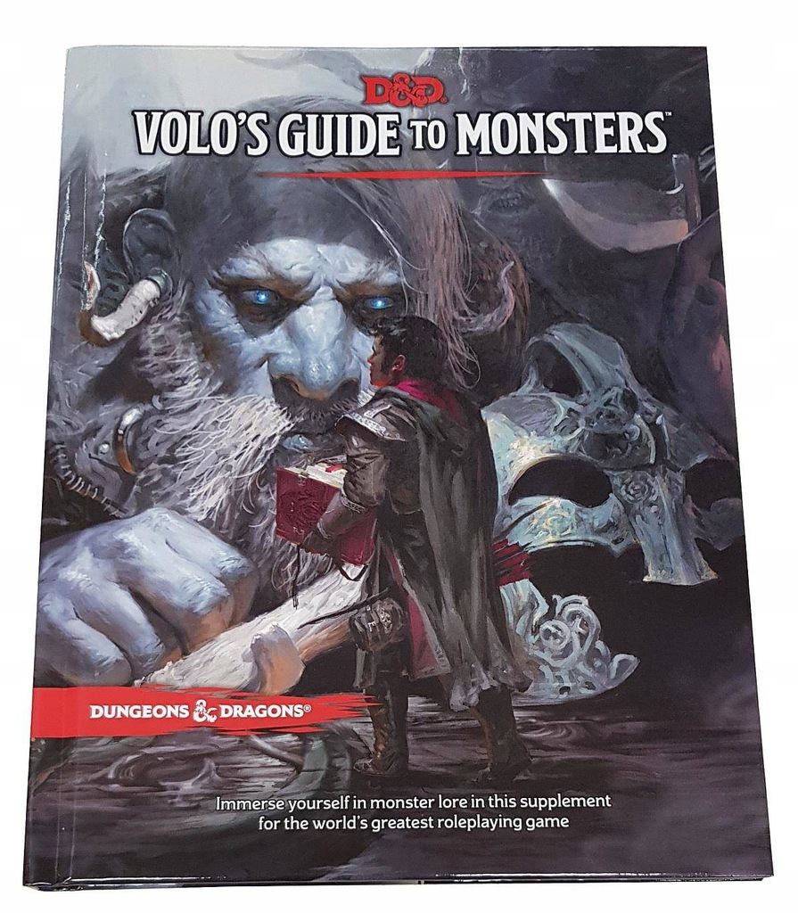 D&D 5.0 Volo's Guide to Monsters