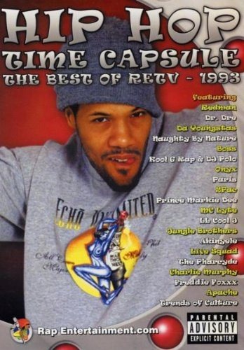 DVD V/A Hip Hop Time Capsule `93
