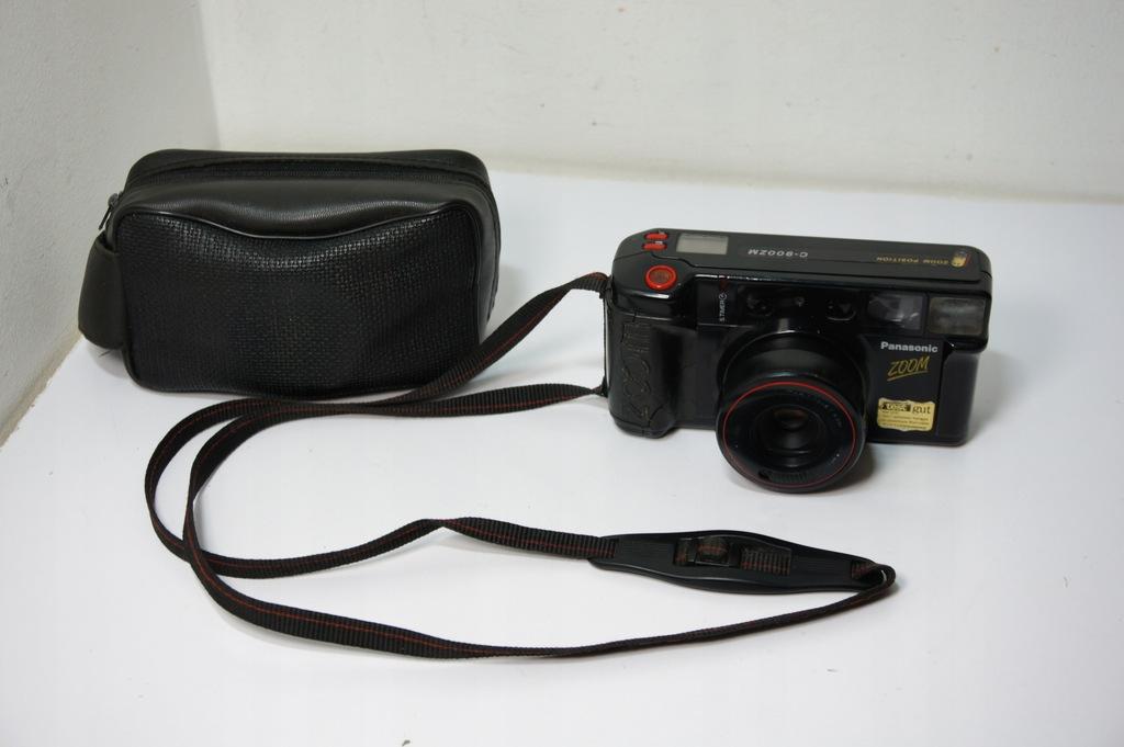 Analogowy Aparat Fotograficzny Panasonic C-900ZM