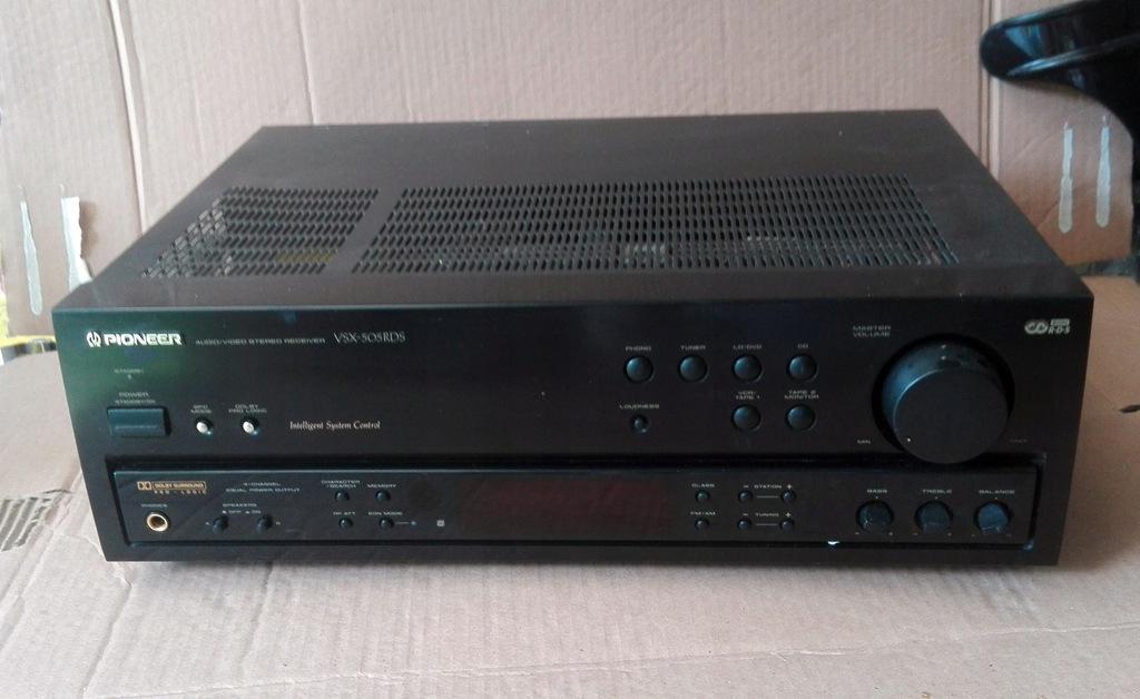 pioneer VSX-505RDS AMPLITUNER