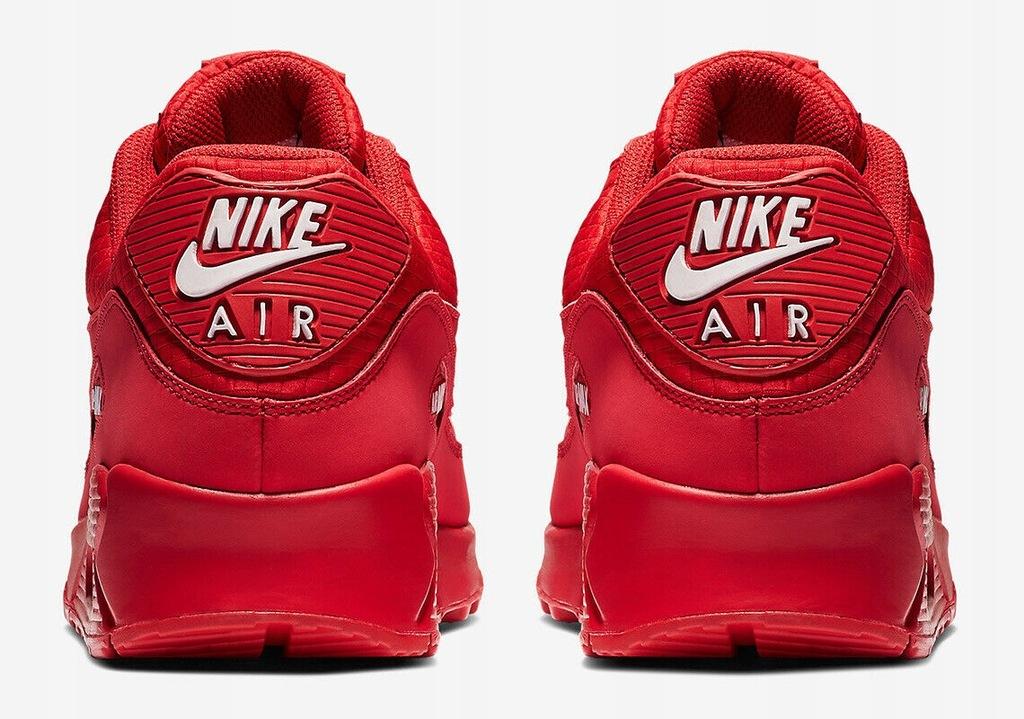 Buty M?skie Nike Air Max 90 Essential AJ1285 602 (Czerwony
