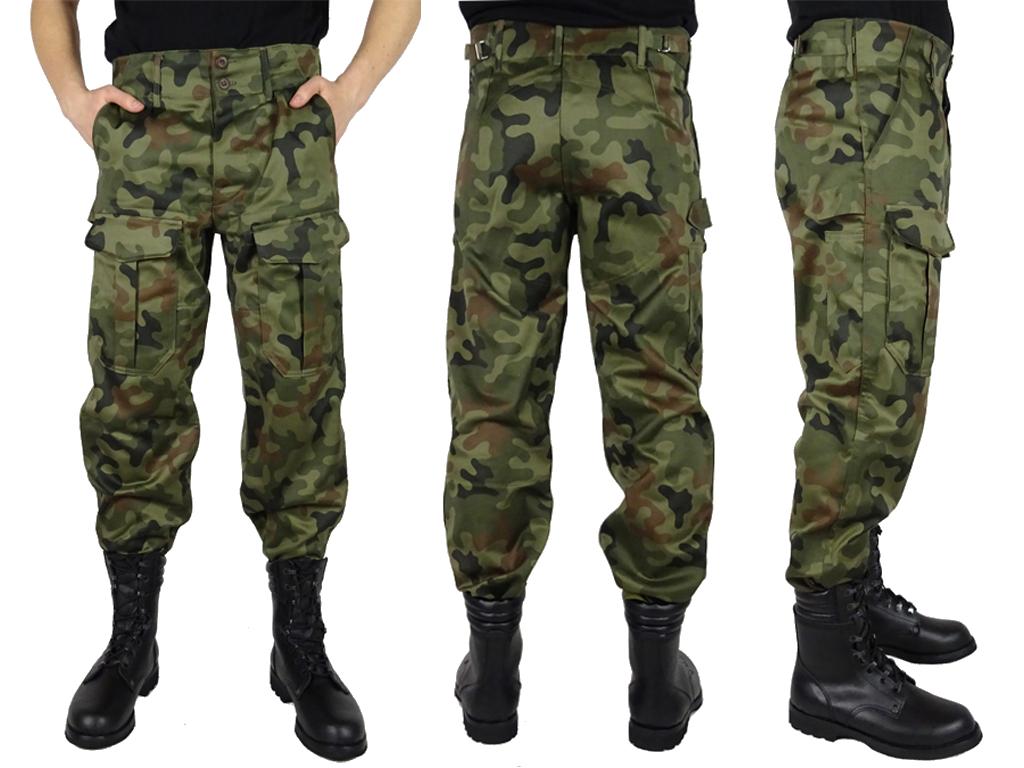 Spodnie wojskowe WZ 93 MORO ORYGINAŁ 115190