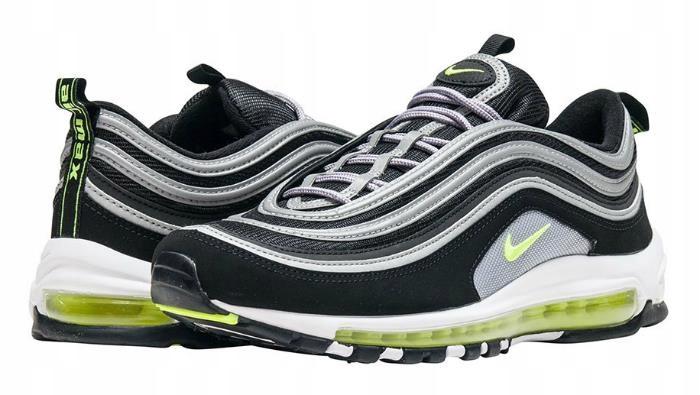 Nike Air Max 97 OG Black Volt 921826 004 Nike
