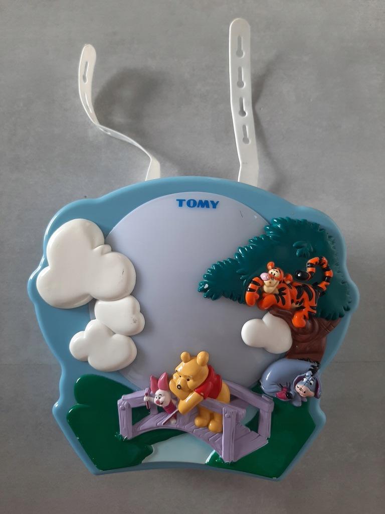 Projektor TOMY Disney Kubuś puchatek