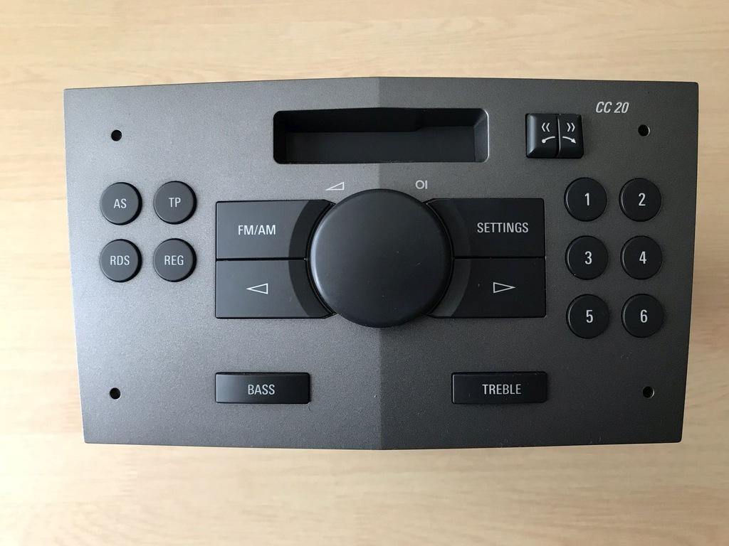 Radio Opel Cc20 Uzywane Stan Bdb 7607725084 Oficjalne Archiwum Allegro