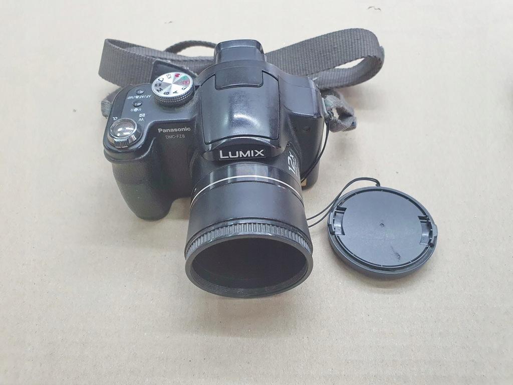 Aparat fotograficzny Panasonić Lumix DMC-FZ8