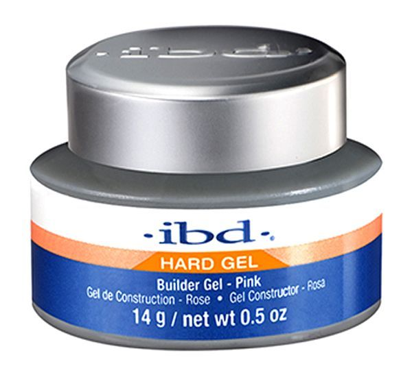 IBD HARD GEL BUILDER ŻEL BUDUJĄCY PINK 14G