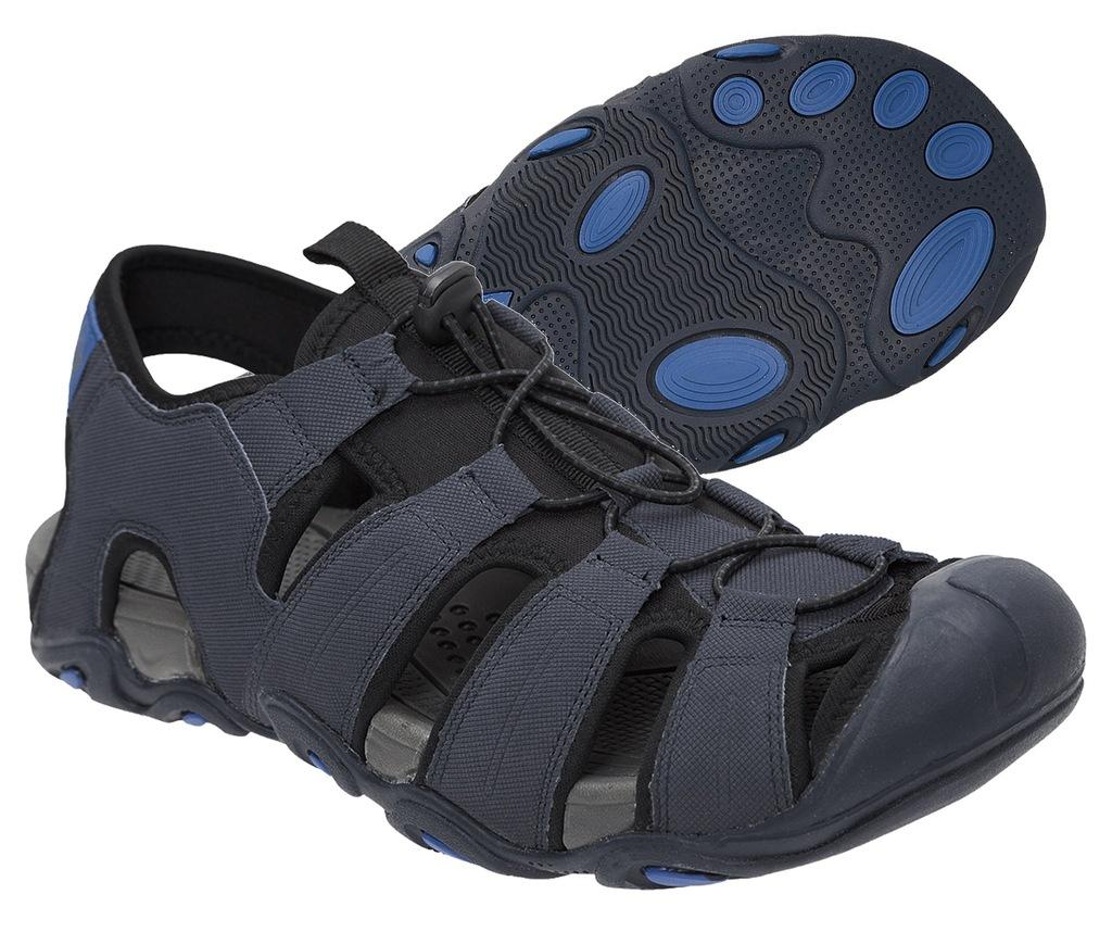 SANDAŁY 4F MĘSKIE buty TREKKINGOWE SPORTOWE 40