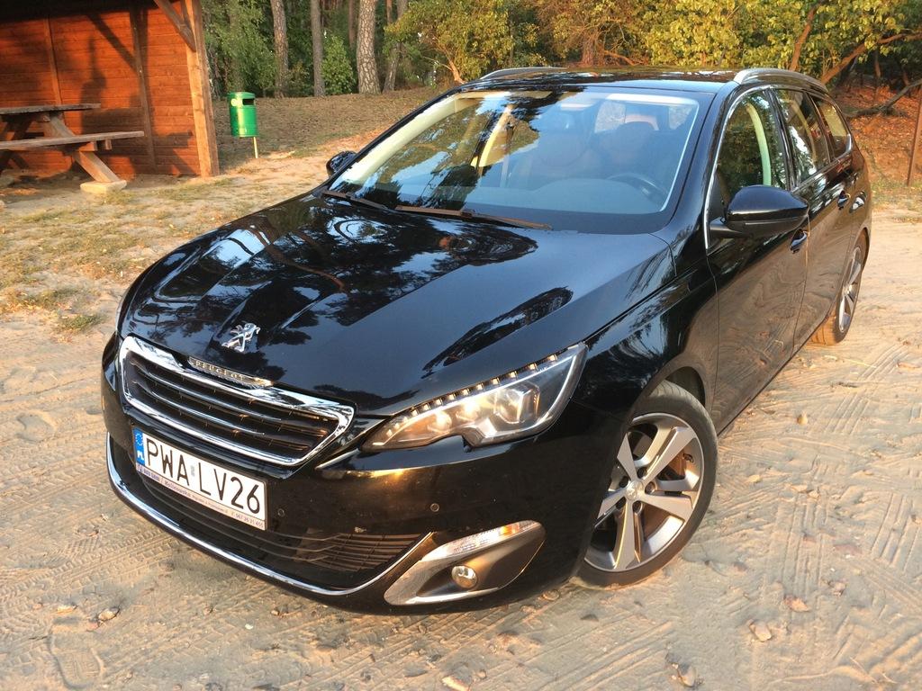 Peugeot 308 Sw Ii 2 0 Hdi Aut 150 Km 8465753090 Oficjalne Archiwum Allegro