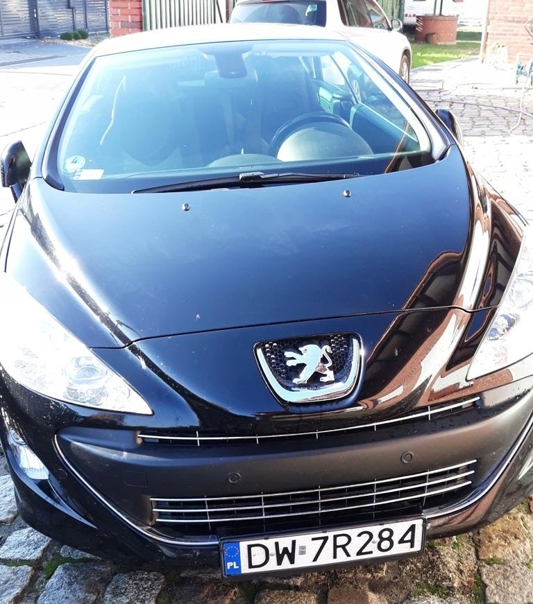 Peugeot 308 Cc Cabrio 2 0 Hdi 8016182482 Oficjalne Archiwum Allegro