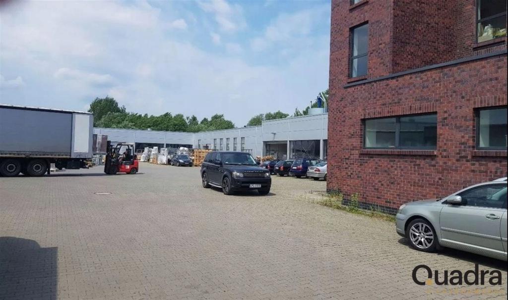 Magazyny i hale, Szczecin, 500 m²