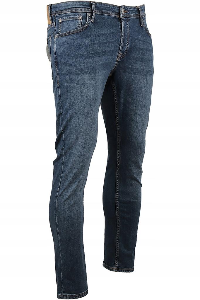 JACK&JONES męskie jeansy GLENN 30/32 Ostatnia!