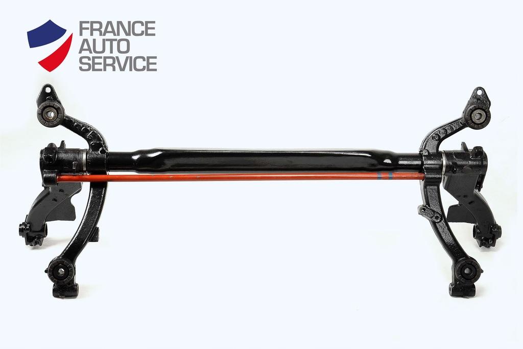 Regeneracja - wymiana TYLNA BELKA Peugeot 206