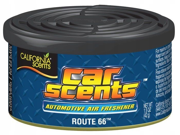 ZAPACH CALIFORNIA SCENTS ROUTE 66 PUSZKA 42g