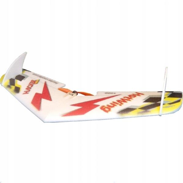 Hotwing 1000 ARF Yellow Latające skrzydło Hacker