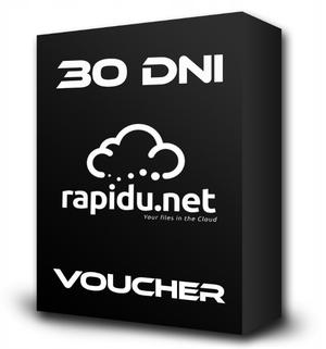 Kod Rapidu Premium - VOUCHER na 30 dni