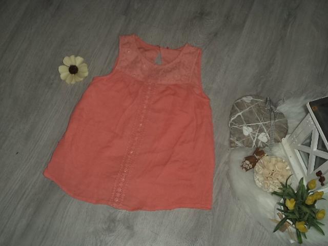 bluzka na lato koronka 110-116 george