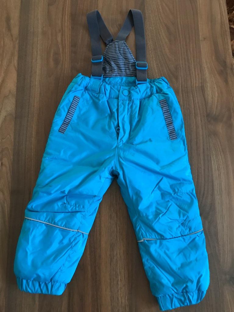Spodnie zimowe kombinezon r 92 coccodrillo